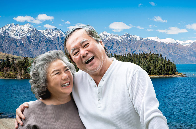 環球旅行社分齡旅遊