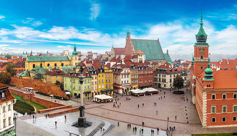 波蘭+波羅的海3小國16天