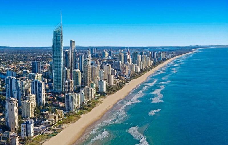 澳州黃金海岸