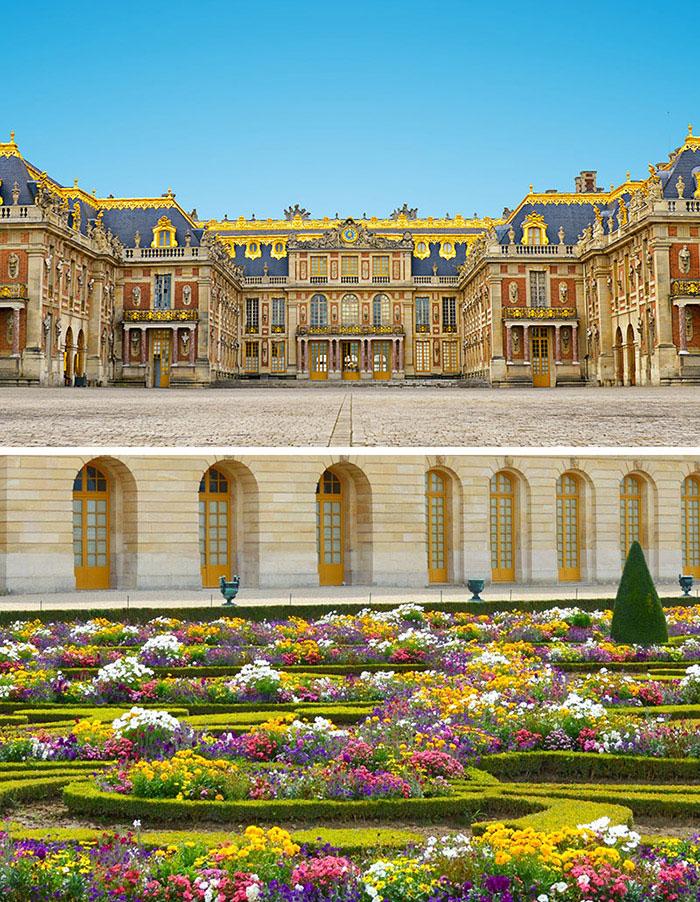 巴黎凡爾賽宮