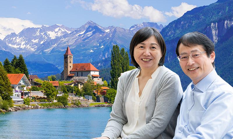 長青族瑞士南法旅遊