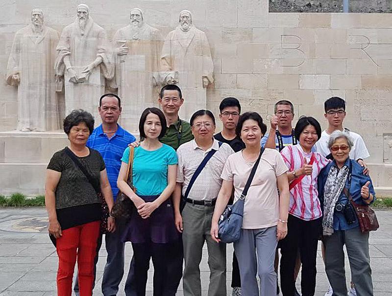 宗教改革紀念碑