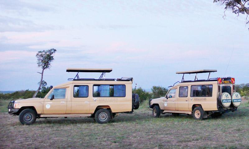 肯亞車輛標準