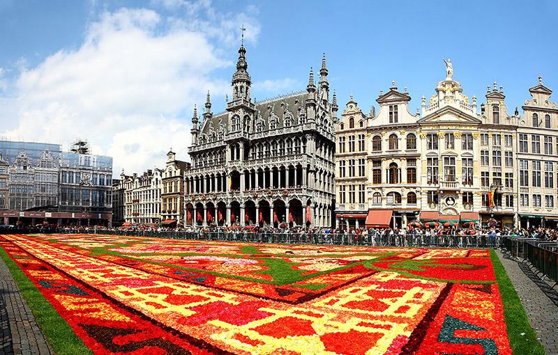 比利時旅遊