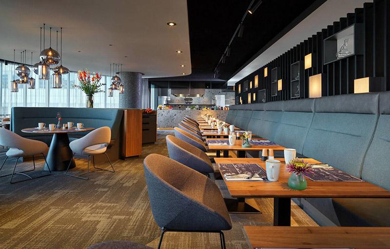 Marriott Rotterdam餐廳