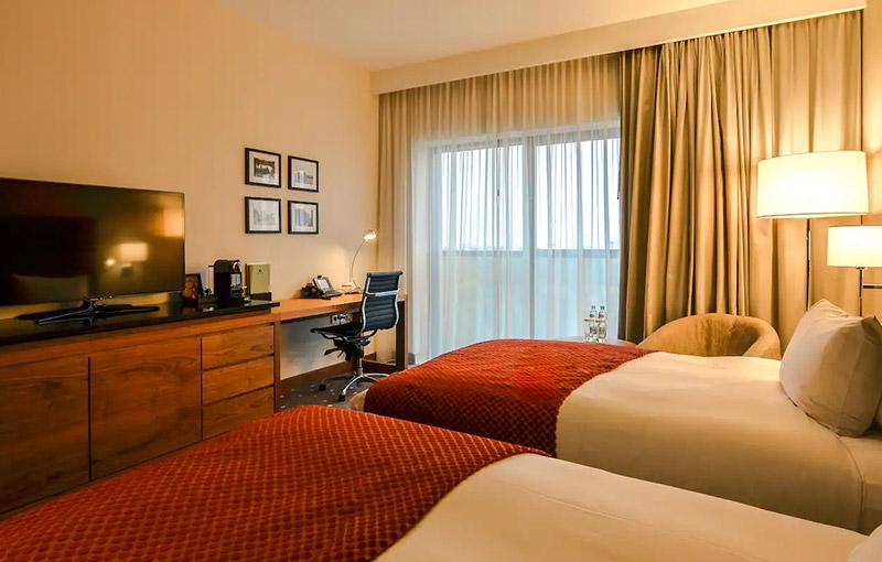 羅茲DoubleTree by Hilton Hotel Lodz客房