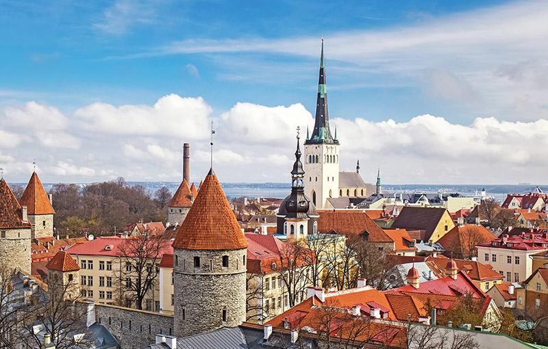 愛沙尼亞旅遊