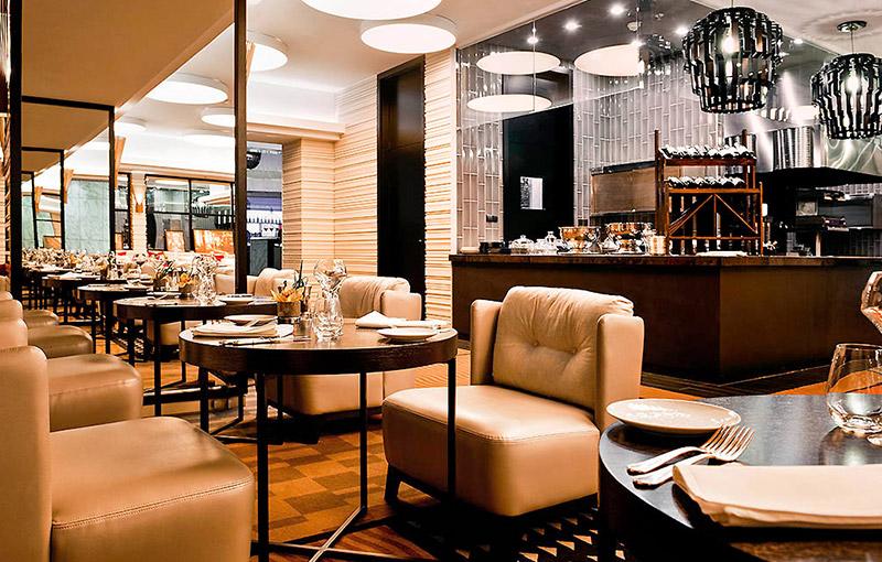華沙Sofitel Warsaw Victoria餐廳