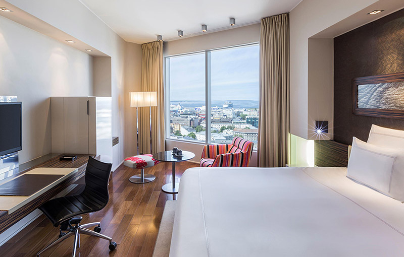 塔林Hotel Swissôtel Tallinn客房