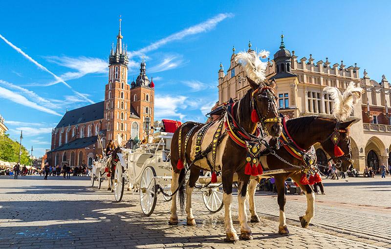波蘭舊城區