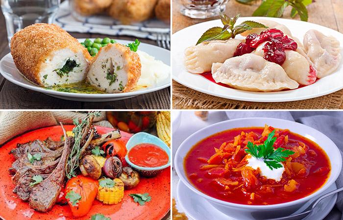 烏克蘭餐食