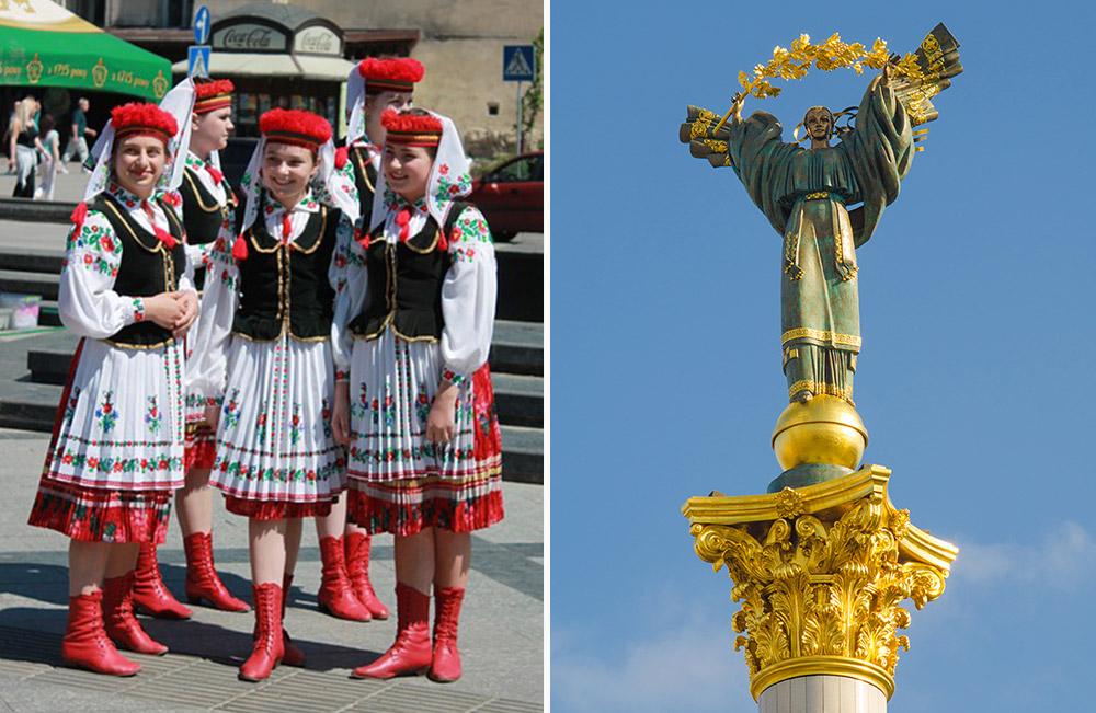 烏克蘭旅遊