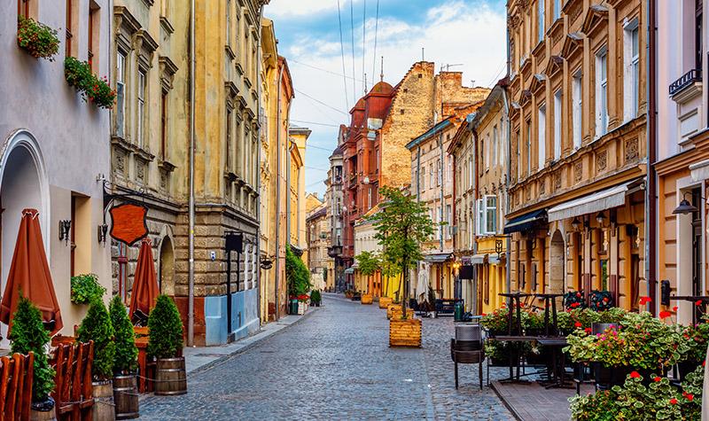 利沃夫歷史中心建築群