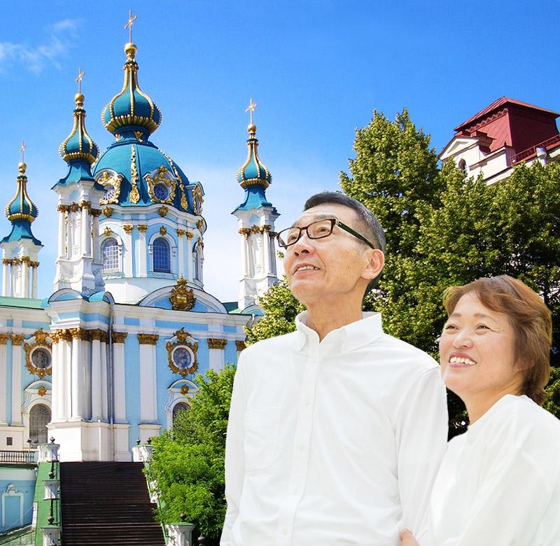 烏克蘭白俄羅斯分齡旅遊