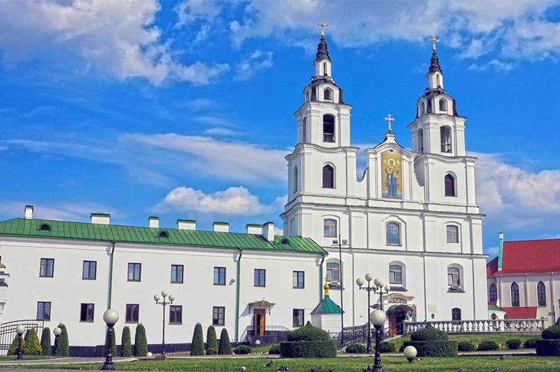 明斯克聖靈大教堂