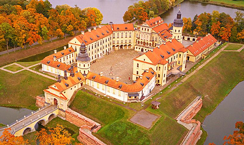 涅斯維日城堡