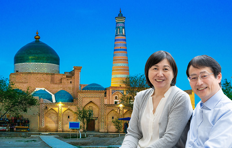 中亞五國旅遊