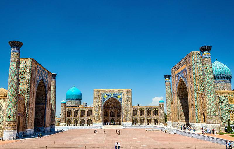 烏茲別克撒爾馬罕