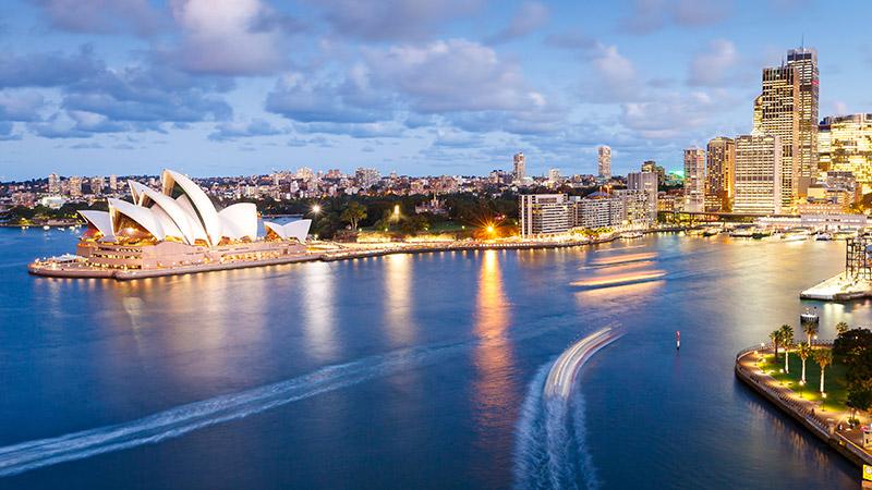 澳洲留學遊學