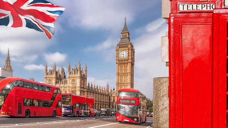 英國留學遊學