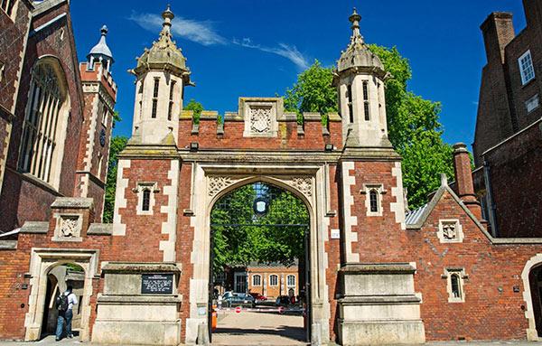 倫敦大學瑪麗皇后學院