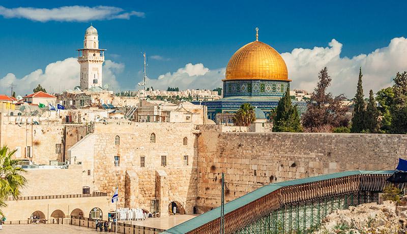 以色列+約旦聖地之旅13天