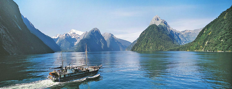 紐西蘭旅遊行程