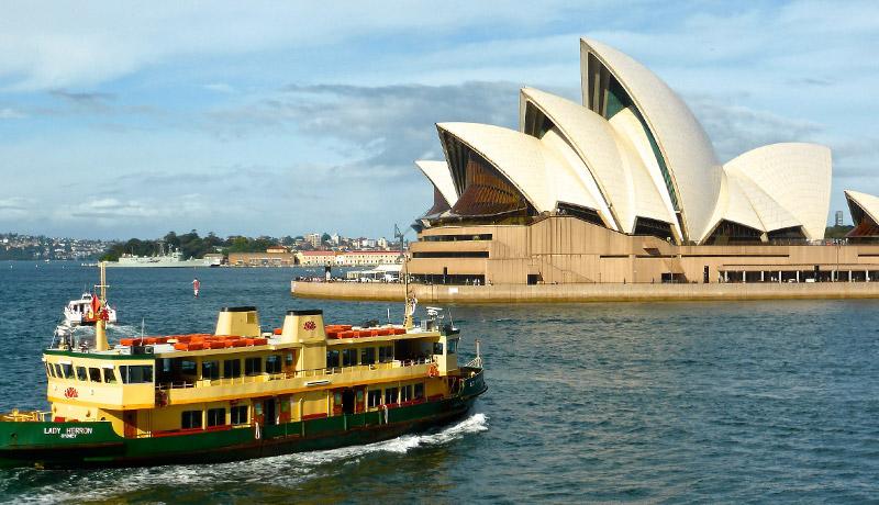 東澳全覽精華8天