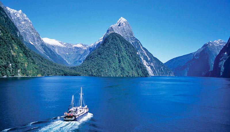 紐西蘭南北島全覽13天