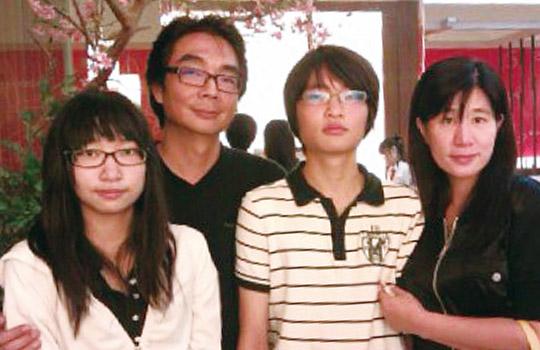 劉法柔姊弟之家長