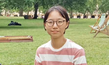 林佳臻-英國倫敦大學探索營24天