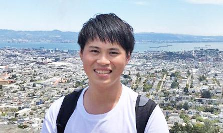 楊子賢-美國加州大學遊學營33天