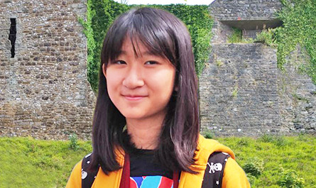 吳昕庭-英國多佛貴族學院遊學營24天