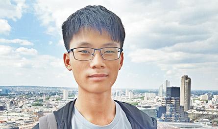 莊明儒-英國倫敦大學探索營24天