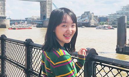 黃子芸-英國倫敦大學探索營24天