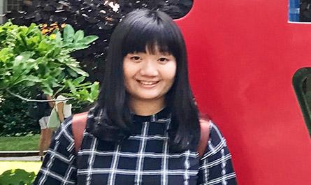 楊千瑩-賓州大學遊學自由行56天