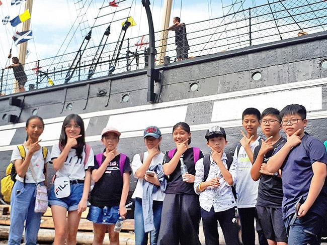 Day 14~15   遊學生活第三週(本週二下午參觀布里斯托SS大不列顛船舶博物館)