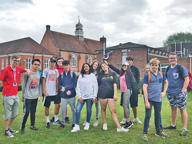 Day 2 | 倫敦 - 貝瑟妮學院