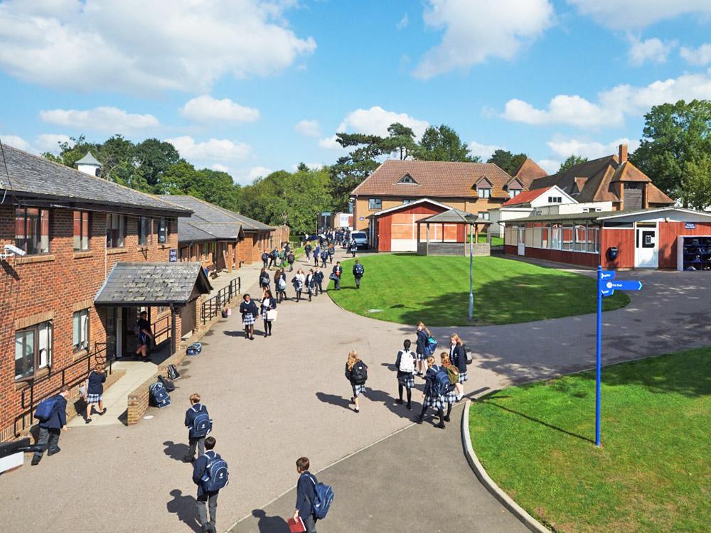英國貝瑟妮學院遊學營
