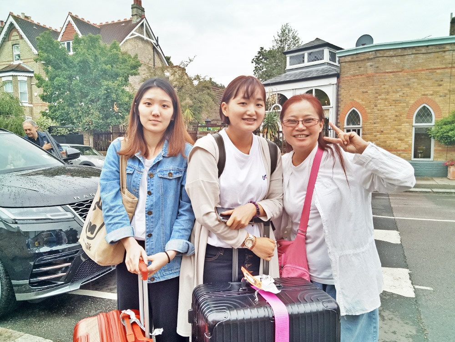 Day 2 | 倫敦-寄宿家庭(遊學預備日)