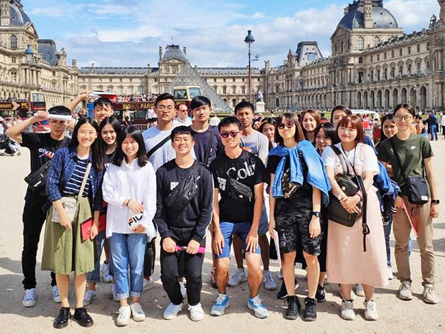 Day 22 | 巴黎全日遊