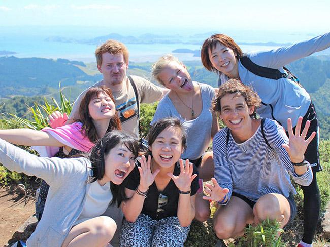 紐西蘭寄宿家庭遊學營