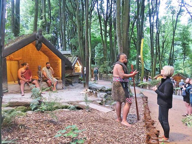 Day 4 | 羅托魯瓦-毛利文化之旅-艾哥頓牧場