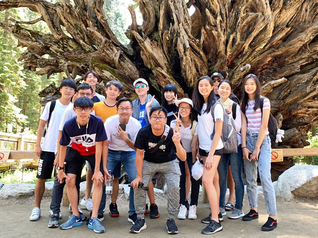 美國加州大學遊學營
