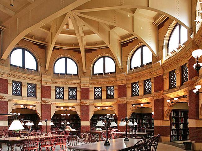 圖書館規模
