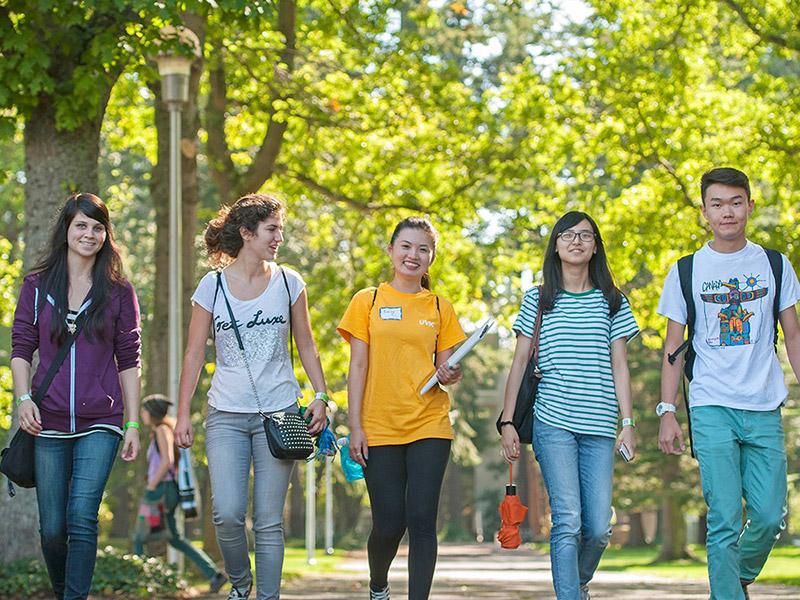 加拿大維多利亞大學遊學自由行