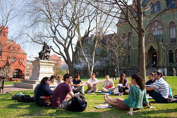 美國賓州大學遊學自由行33天