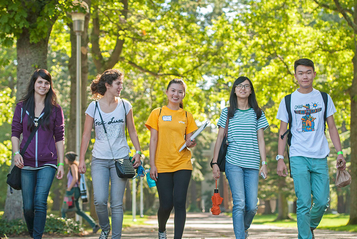 加拿大維多利亞大學遊學自由行43天